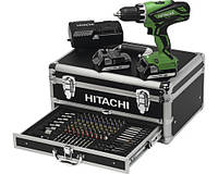 Шуруповерты/гайковерты HITACHI DS18DJL