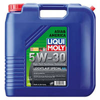 Моторное масло Liqui Moly LEICHTLAUF SPECIAL АА 5W-30, 20л.