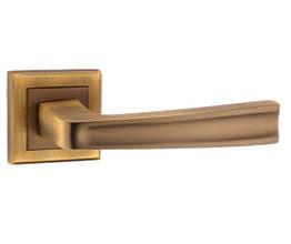 """Ручки дверні МВМ Z-1355 MACC """"RAY"""" матова бронза"""