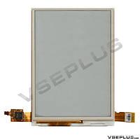 Дисплей (экран) под китайский планшет Ebook, ED060SCC(LF)C1, с сенсорным стеклом, 6.0 inch