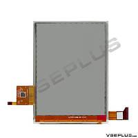 Дисплей (экран) под китайский планшет PocketBook 623 Touch 2, ED060XH2, с сенсорным стеклом, 6.0 inch
