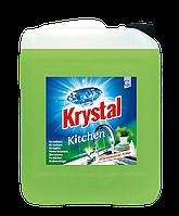 Моющее средство для кухни 5 л KRYSTAL