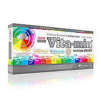 Витамины Vita-Min Multiple Sport Olimp Labs 60 caps