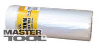 Mastertool Пленка защитная с малярной лентой 2700 мм  х 20 м, Арт.: 79-9003