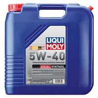 Моторное масло Liqui Moly Diesel Synthoil 5W-40, 20л.