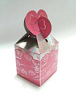 """Подарочная коробочка """"Rose"""" красная"""