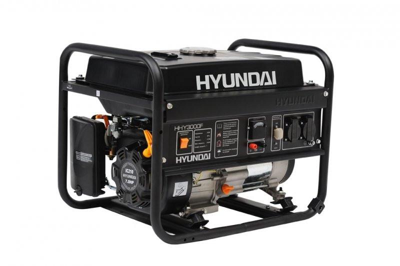 Генератор Hyundai HHY 3000 F