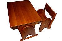 Детский стол и стул для занятий , фото 1