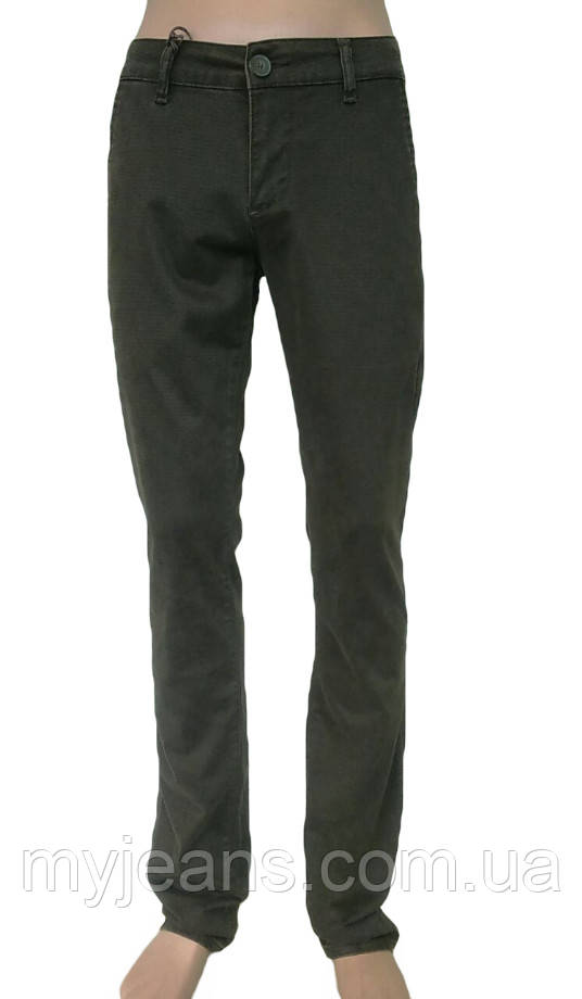 Джинсы мужские Franco Benussi FB 16-172 темно-коричневые