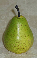 Грушка желтая зеленая средняя, фото 1