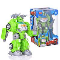 """Робот ZYB 00077 (48) """"Бласт"""" подсветка, английское озвучивание, на бат-ке, в кор-ке"""