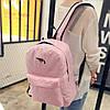 Городской рюкзак с принтом пистолета, фото 2