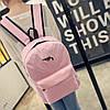 Городской рюкзак с принтом пистолета, фото 3