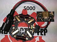 Щеточный узел электро привода насоса рулевой рейки Renault Clio Kangoo Twingo Peugeot Citroen Saxo Nissan Kub, фото 1
