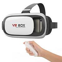 VR BOX G2 Очки виртуальной реальности с пультом в комплекте