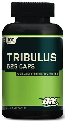 Трибулус Tribulus Optimum Nutrition 625 100капс, фото 2