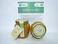 Мед из разнотравья 700г
