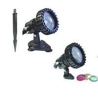 SunSun светильники для прудов CQD-120B, 2*20 Вт