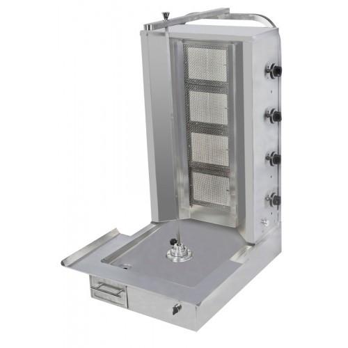 Аппарат шаурма газовая Pimak PAD 002