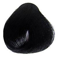 Стойкая крем-краска для волос 1 Черный, 100 мл