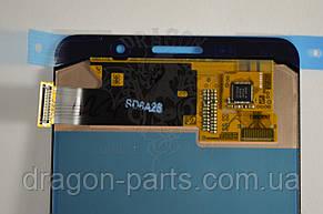 Дисплей Samsung A510 Galaxy A5 с сенсором Белого White оригинал , GH97-18250A, фото 2