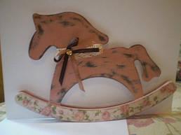Лошадка качалка 1