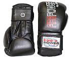 Боксерские перчатки Firepower FPBG4 Черные, фото 3