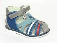 Летняя детская ортопедическая обувь, босоножки Шалунишка:5706