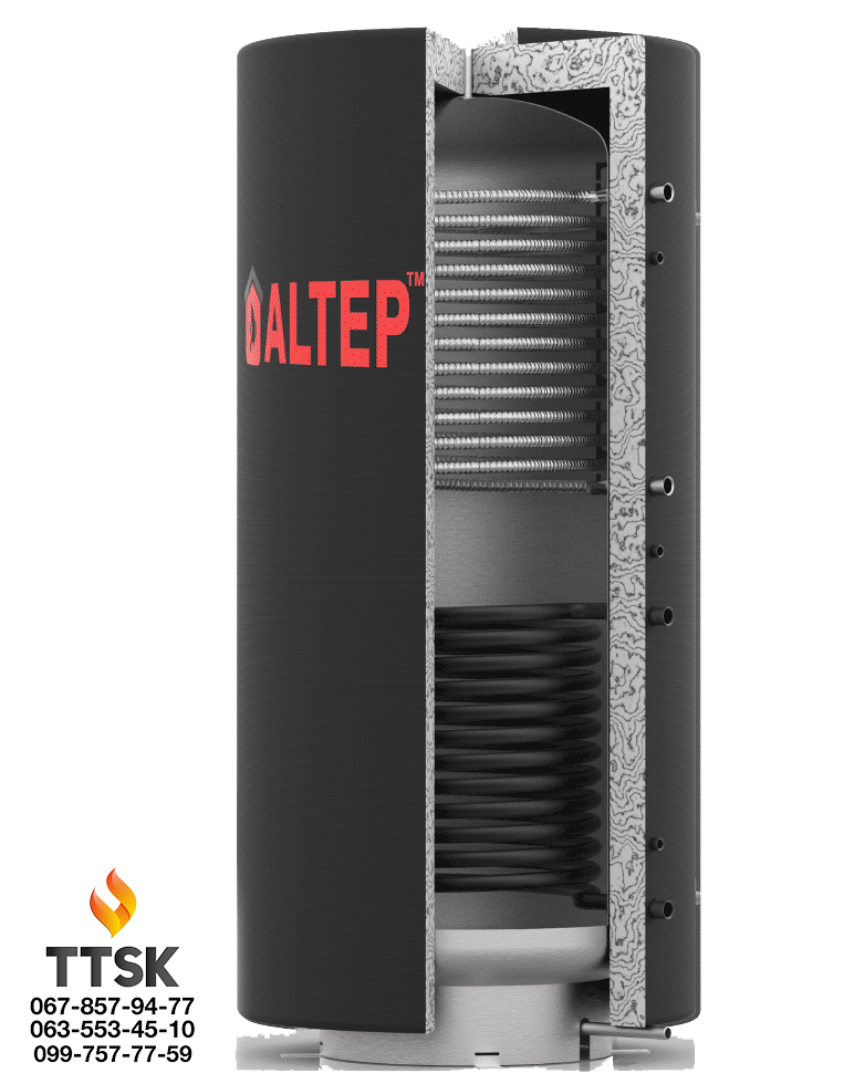 Теплоаккумулятор ТА2-3000.0 (с изоляцией)