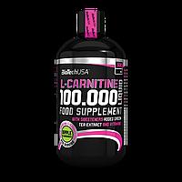 L-carnitine 100.000 Liquid Biotech USA 500 мл