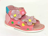 Детская летняя ортопедическая обувь Шалунишка:5715