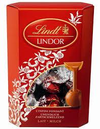 Шоколадные конфеты Lindt LINDOR ( Швейцария)  200  г