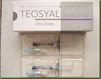 Филлер для контурного восстановления лица TEOSYAL Ultra Deep 2 Х1,2 мл без лидокаина Швейцария