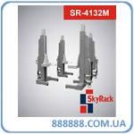 Автомобильный мобильный колонный электрогидравлический подъемник SR-4132 M SkyRack