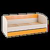 Маугли МДМ-12 оранж кровать