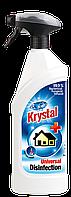 Средство для дезинфекции 750 мл KRYSTAL