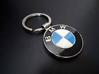 Брелок на ключи с логотипом БМВ (BMW) двухстороний