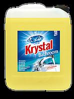Моющее средство для ванных комнат 5 л KRYSTAL