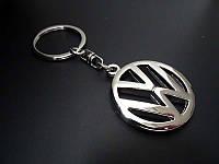 Брелок на ключи с логотипом Volkswagen (Фольксваген)