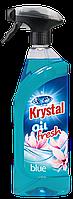 Освежитель на  масляной  основе синий 750 мл KRYSTAL