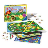 Игра для дошкольников 4 в 1 22185-Rb