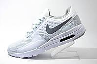 Кроссовки женские в стиле Nike Air Max Zero (White)