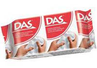 """Паста для моделирования """"Das"""" 150гр белая №387200"""