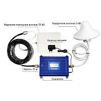 DCS усилитель сигнала репитер Lintratek KW20L-DCS 1800 комплект