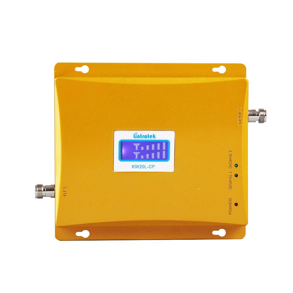 Двухдиапазонный GSM DCS усилитель репитер Lintrаtеk KW20L-GD 900 1800