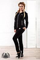 Женский спортивный костюм в двух цветах. Материал: турецкая двунитка-трикотаж. Размер 42-46.