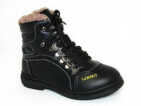 Детская зимняя обувь ботинки Шалунишка: 100-529