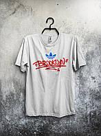 Футболка мужская Adidas - Brooklyn (Адидас)