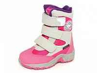 Детская зимняя обувь термо-ботинки B&G: RAY165-204