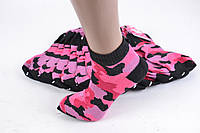 Женские носки заниженые с узором (TKB30/28) | 12 пар